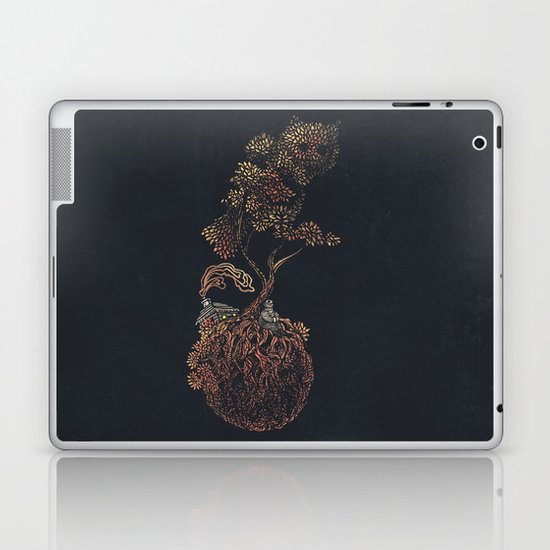 Lonely Planet - colour option  Laptop & iPad Skin