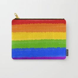 Rainbow Pride Flag Carry-All Pouch