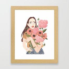 Leonora Framed Art Print