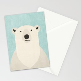 FAUNA / Polar Bear Stationery Cards