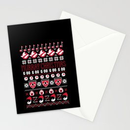 Murray Christmas Sweater Stationery Cards