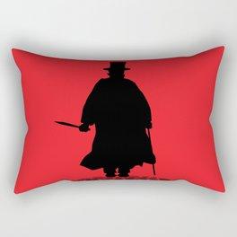 Jack The Ripper Rectangular Pillow