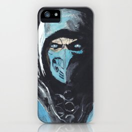 Zero iPhone Case