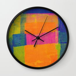 """Passaredo"" Inspired by the Chico Buarque music. Wall Clock"