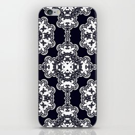 White lace 2 iPhone Skin