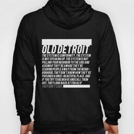 Old Detroit (Dark version) Hoody