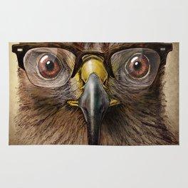 Hipster Eagle Rug
