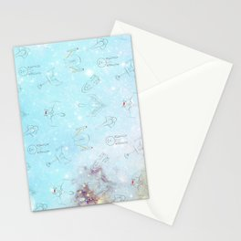 Little Ships Stationery Cards