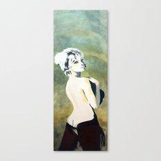 Chaps  Canvas Print
