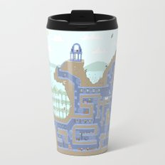 Undertunnels Maze Travel Mug