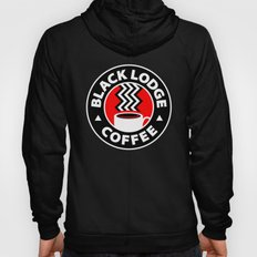 Black Lodge Coffee Twin Peaks Hoody
