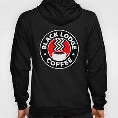 Black Lodge Coffee Twin Peaks Hoody