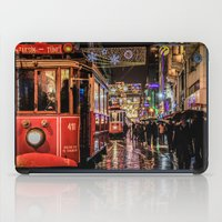 istanbul iPad Cases featuring Istanbul by Seza Kaymak