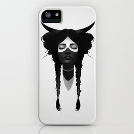Windway Warrior iPhone Case