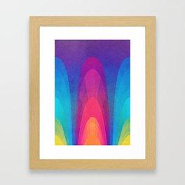 Chroma #2 Framed Art Print