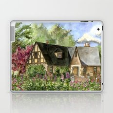 Tudor House on Kentucky Avenue Laptop & iPad Skin