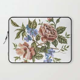 Rustic Florals Laptop Sleeve