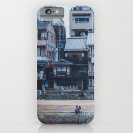 Lovers in Kyoto iPhone Case