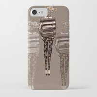 daisy iPhone & iPod Cases featuring Daisy by Bouffants and Broken Hearts