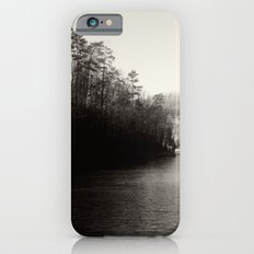 Black & White Lake iPhone 6s Slim Case