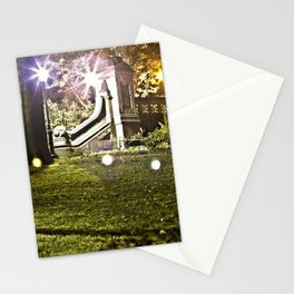 Central Park, NYC - HDR Stationery Cards
