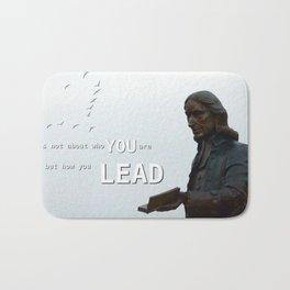 How you lead Bath Mat