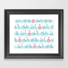 The bachelor Framed Art Print