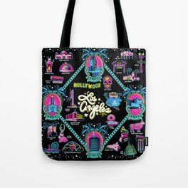 Welcome to Los Angeles! Tote Bag