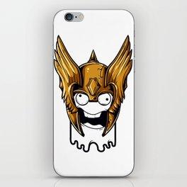 Whoa Viking Scary iPhone Skin