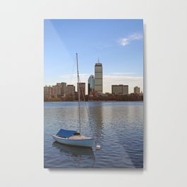 Boston 1 Metal Print