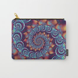 Spirals and Twisters Carry-All Pouch