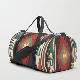American Native Pattern No. 32 Duffle Bag