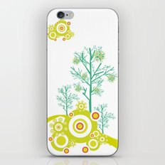 Spring Tree iPhone Skin