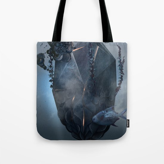 Warm stone Tote Bag