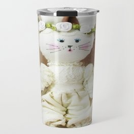 Bunny in Bloomers Travel Mug