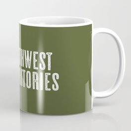 Deer: Northwest Territories, Canada Coffee Mug