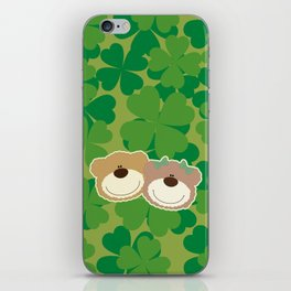 WE♥BEARS iPhone Skin
