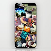 instagram iPhone & iPod Skins featuring Instagram  by Nic Moore