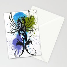Tattoo Stationery Cards