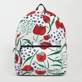 Bougainvillea Backpack