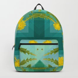 Dandelions in the sky Backpack