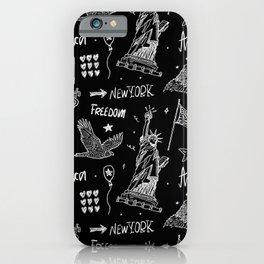 America black art#2 iPhone Case