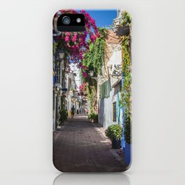 amazing Marbella iPhone Case