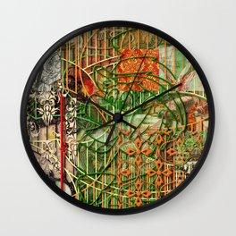 The Interlocking Mechanism of Compartmentalization (2) Wall Clock