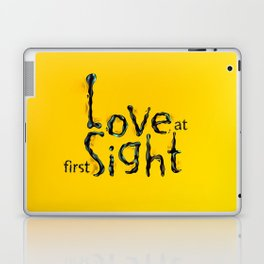 'Love At First Sight' Laptop & iPad Skin