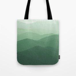 Hunter Mountain summer Tote Bag