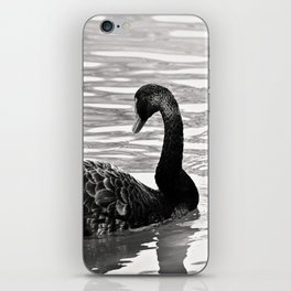 Black Swan iPhone Skin