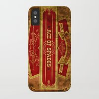 ace attorney iPhone & iPod Cases featuring Ace by Ace of Spades
