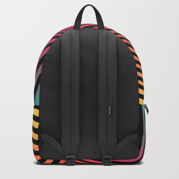Summer Sunset Twista Backpack