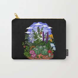 Psychedelic Plants Garden Carry-All Pouch